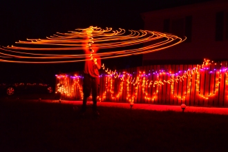 Halloween 2016 Light painting 20161001_1385 Dawson P