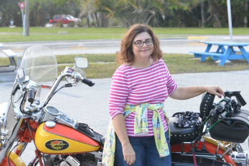 St Augustine Bryn Mawr Campground Vera 20171104_6122 Vera Surf Station Motorcycle harley Davidson knight's Cycles Heritage Softail